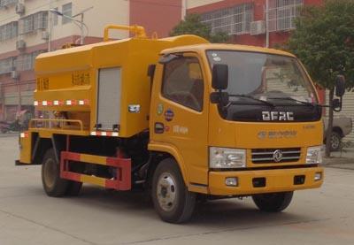 CLW5040GQW6型清洗吸污车
