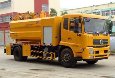 CLW5180GQWD6型清洗吸污车
