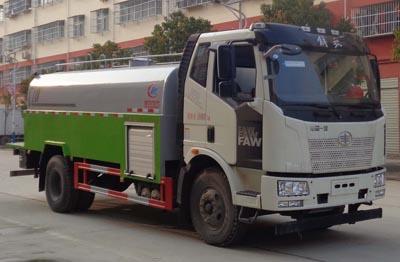 CLW5181GQXC6型清洗车