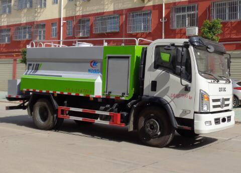 CLW5120GQX6型清洗车
