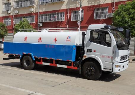 CLW5121GQX6型清洗车
