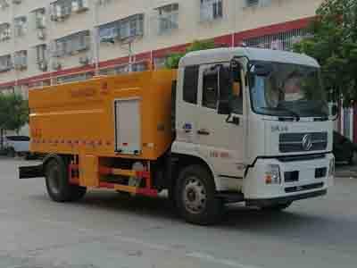 CLW5181GQXD6型清洗车